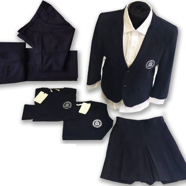 Middle School Formal Uniform
