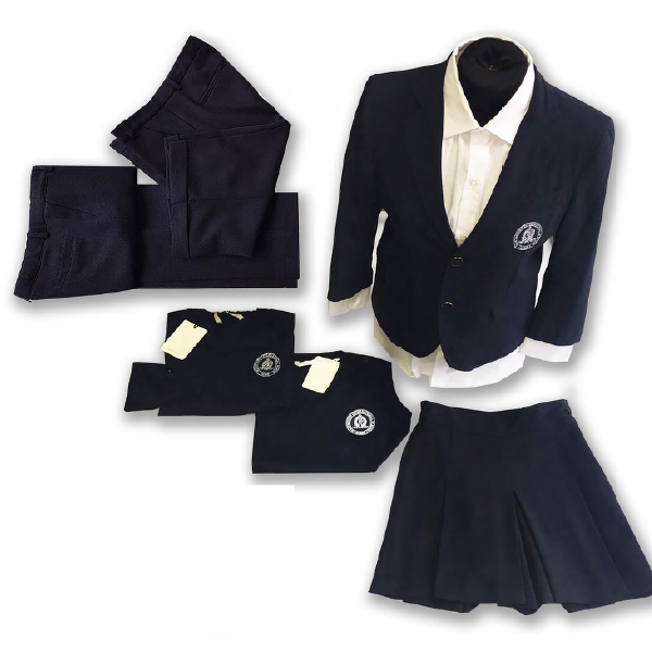 Elementary School Formal Uniform